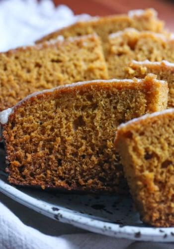 Pumpkin Beer Bread is a sweet pumpkin bread recipe