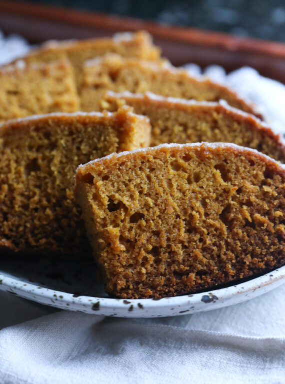 Pumpkin Beer Bread is a delicious pumpkin bread recipe!