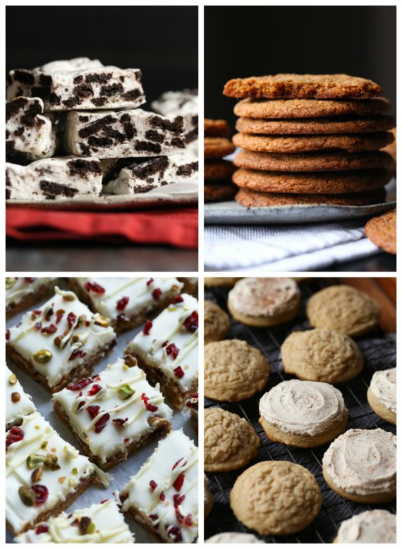 Easy Cookie Recipes for holiday baking