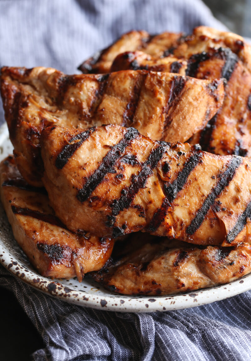 The Best Grilled Chicken Marinade recipe is the best for grilled chicken