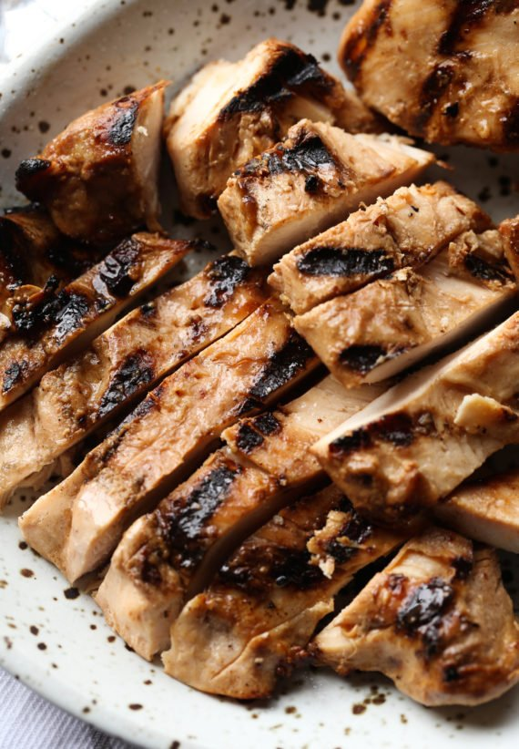 The best chicken marinade is easy and makes the juiciest grilled chicken