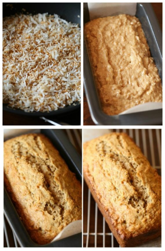 How To Make Toasted Banana Bread