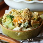 Chicken Divan is an easy chicken casserole recipe