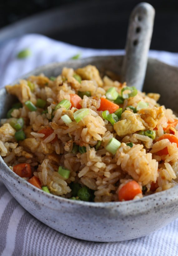 The Best Easy Fried Rice Recipe