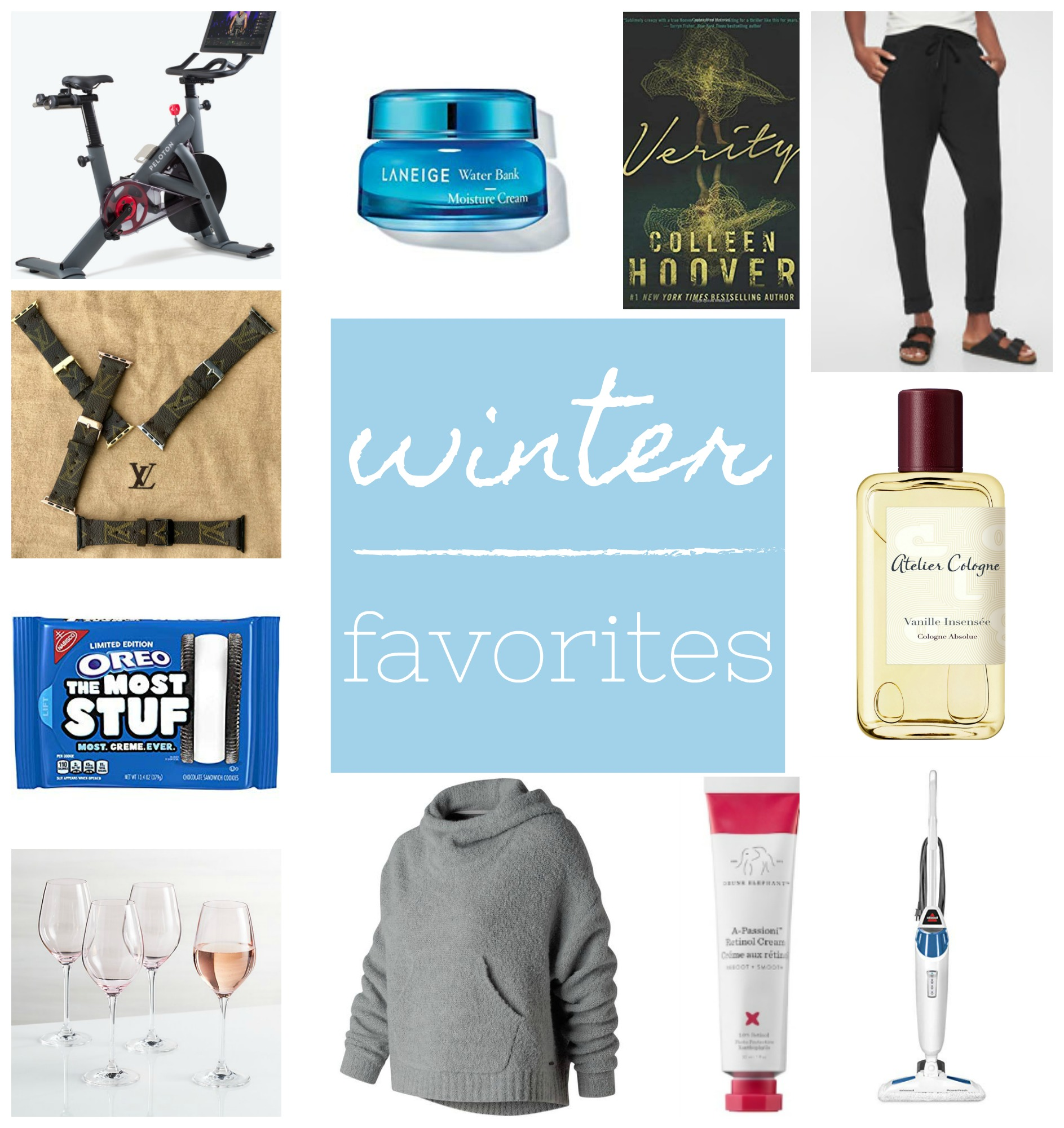 Winter Favorites | www.cookiesandcups.com
