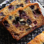 Bleuberry Banana Bread from scratch