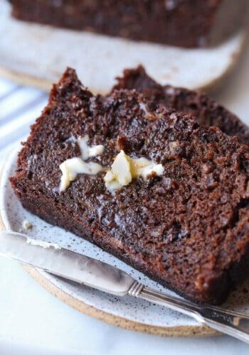 Chocolate Banana Bread is the perfect combination of banana and chocolate