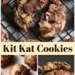 Kit Kat Cookies Recipe