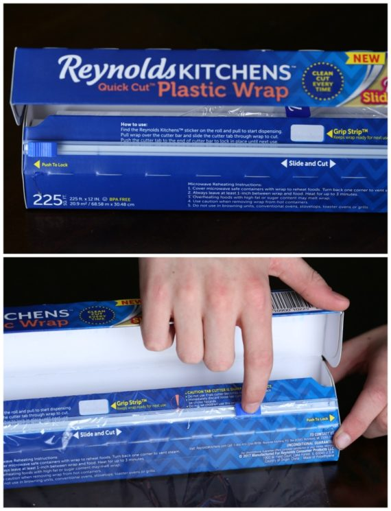 Easy Reynolds Plastic Wrap