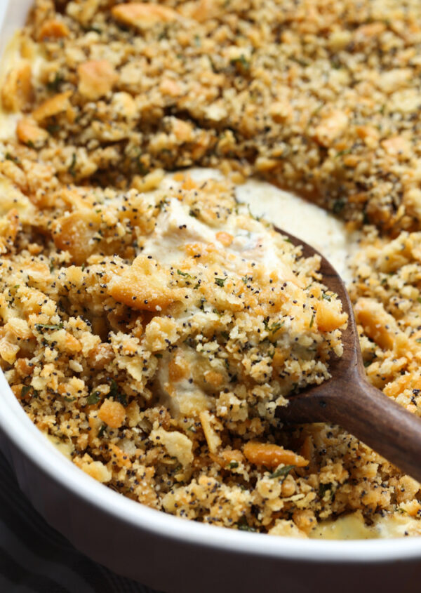 Poppy Seed Chicken is an easy chicken recipe