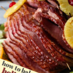 How To Bake a Holiday Ham in an oven bag