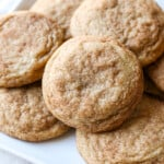 Easy Snickerdoodle Cookie Image