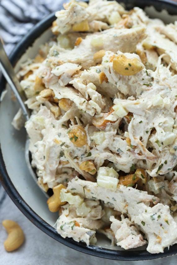 Chicken Salad Recipe Pickles