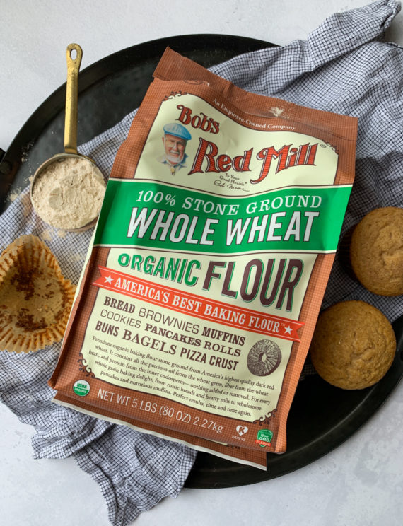 Bons Red Mill Whole Wheat Flour