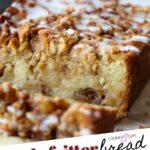 Apple Fritter Bread Recipe