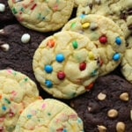 Cake Mic Cookies are an easy adaptable cookie base