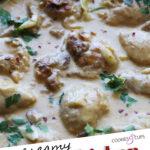 Creamy Garlic Chicken