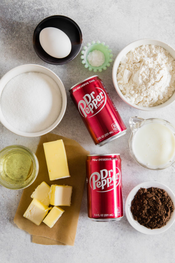 How To Make Dr Pepper Cake