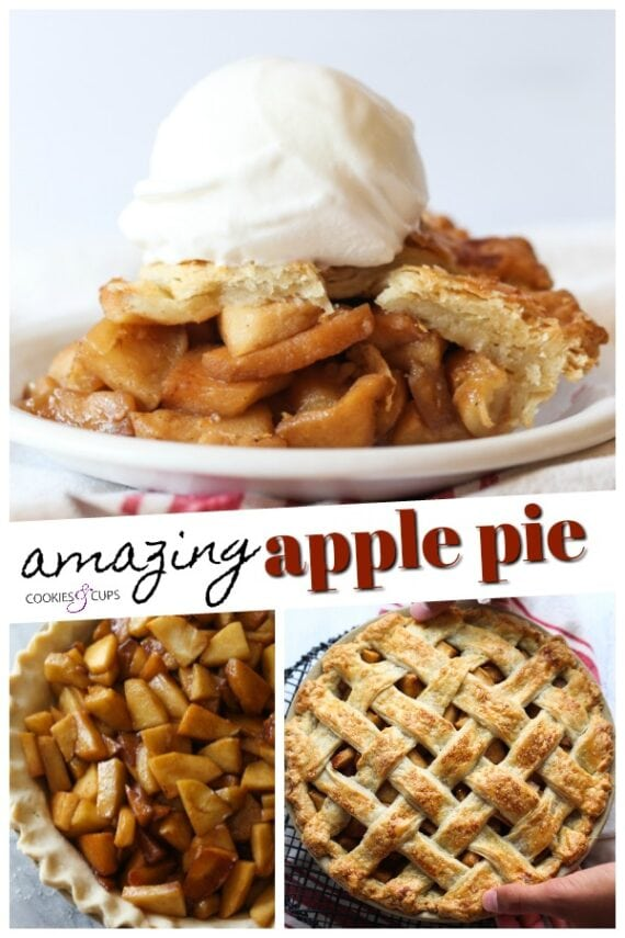 Amazing Apple Pie Recipe