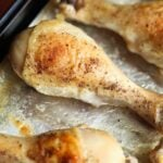 How To Baked Chicken Legs