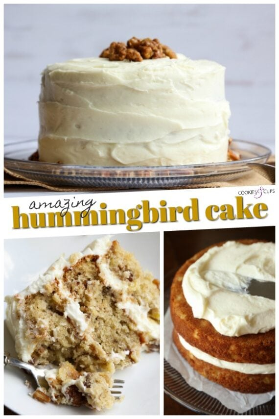The Best Hummingbird Cake Recipe