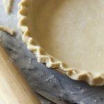 Easy All Butter Pie Crust Recipe