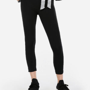 Sexy Stretch Cropped Leggings