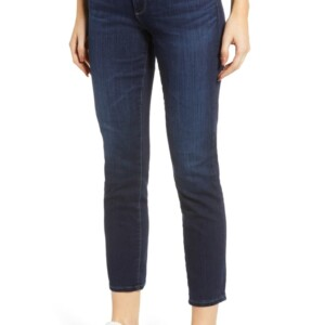 The Prima Crop Cigarette Jeans