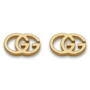 Gucci Double-G Stud Earrings