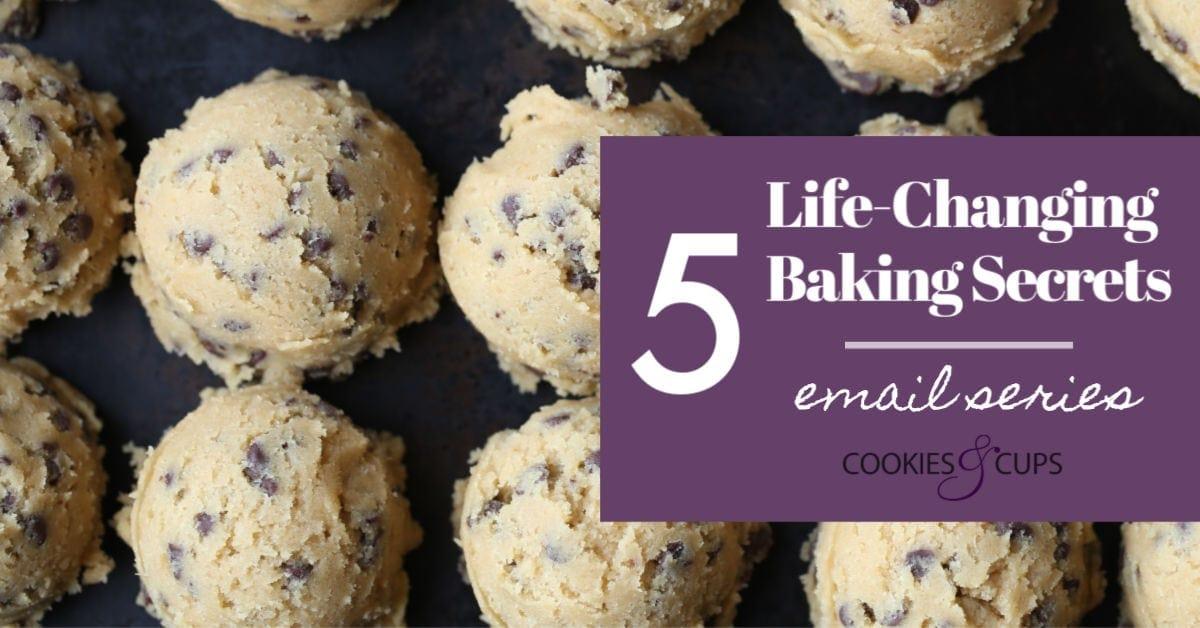 5 Life Changing Baking Secrets!
