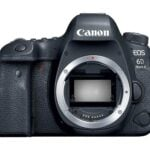 Canon EOS 6D Mark II Digital SLR Camera Body – Wi-Fi Enabled