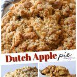 Dutch Apple Pie Pin
