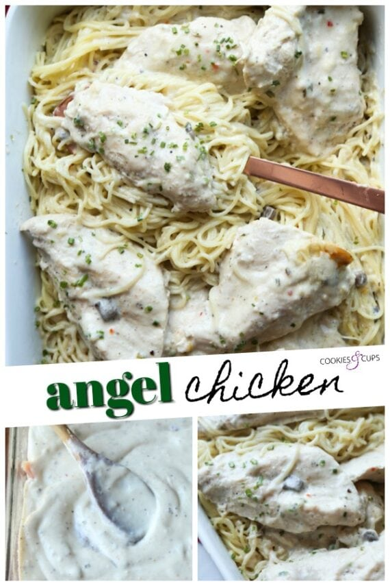 Angel Chicken Pasta Recipe