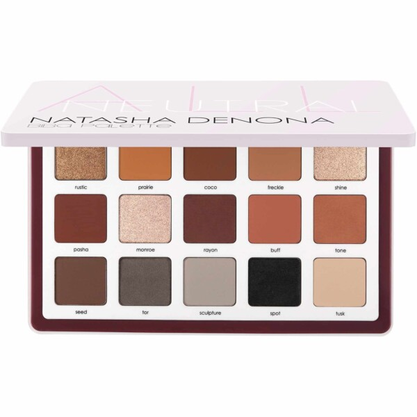 Natasha Denona Biba All Neutral Eyeshadow Palette
