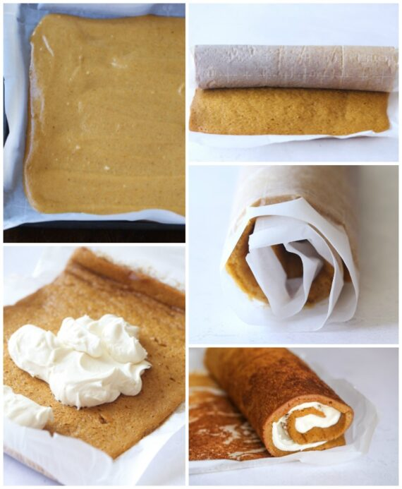 How To Make Homemade Pumpkin Roll