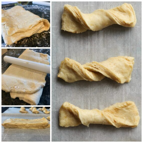How To Make Sour Cream Twists