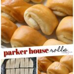 Parker House Rolls Pinterest Image