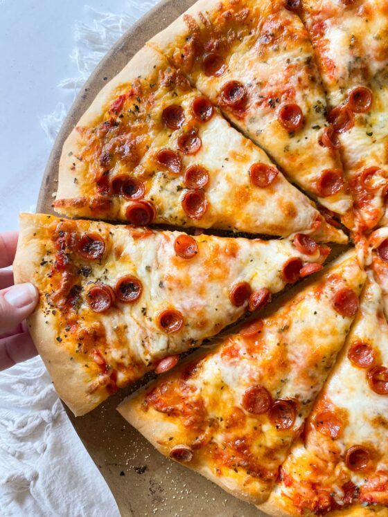 Easy Pizza Crust Recipe