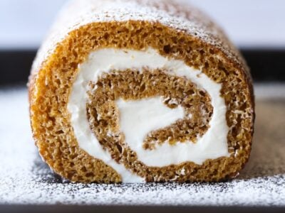 Pumpkin Roll Recipe