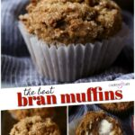 Bran Muffins Pin Image