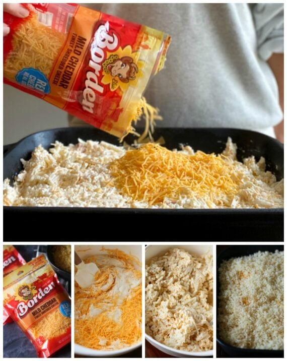 How to make potato casserole