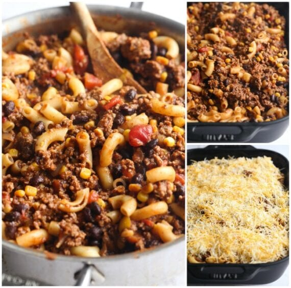 How To Make Chili Mac Casserole