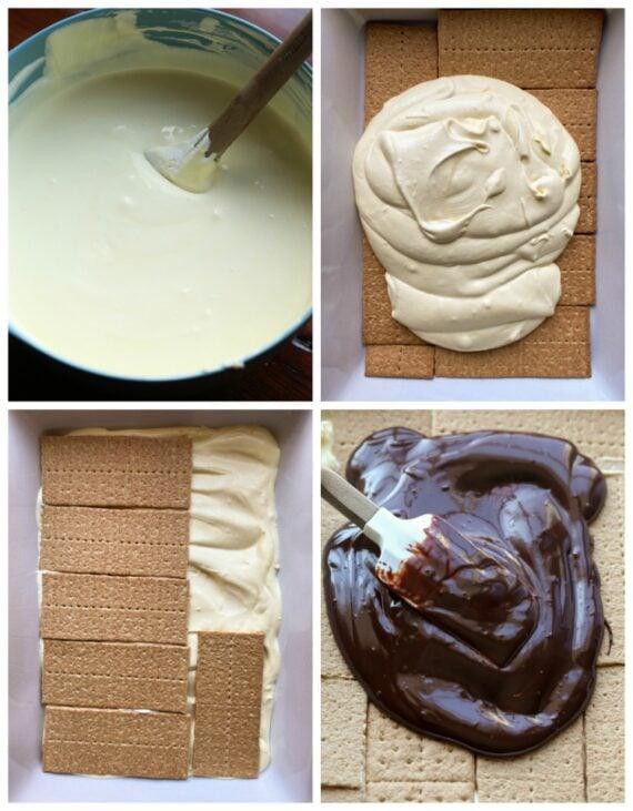 How To Make Eclair Cake