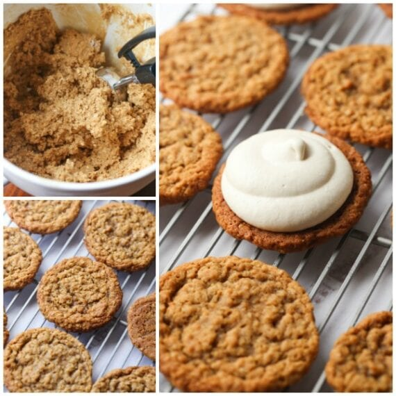 How To Make Oatmeal Cream Pies