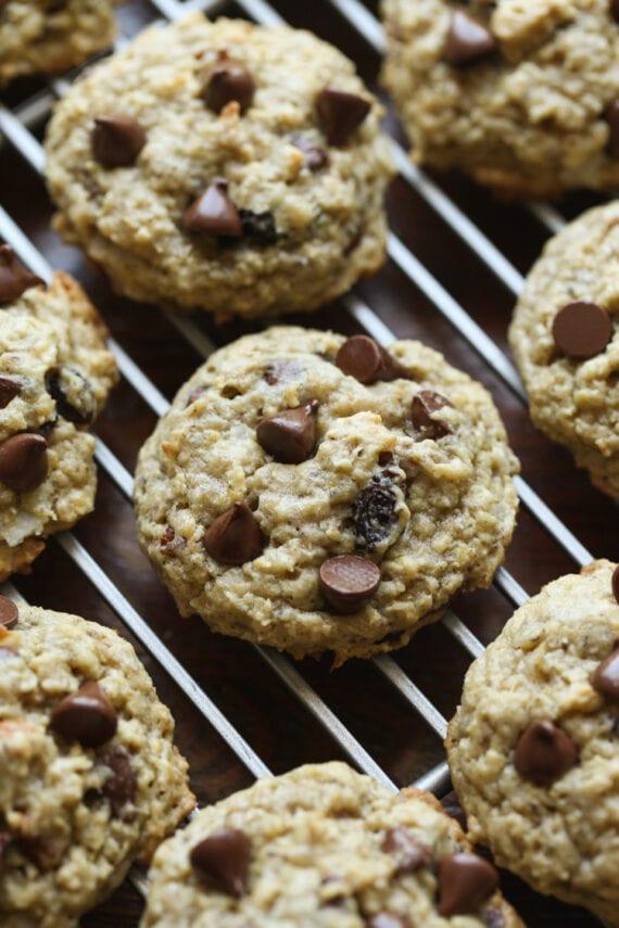 Breastfeeding Cookies on cooling rack