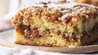 Pecan Sour Cream Coffee Cake Recipe Cookies Cups