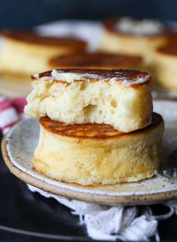 Fluffy Japanese Pancakes How To Make Souffle Pancakes