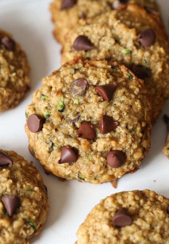 Zucchini Chocolate Chip Cookie recipe