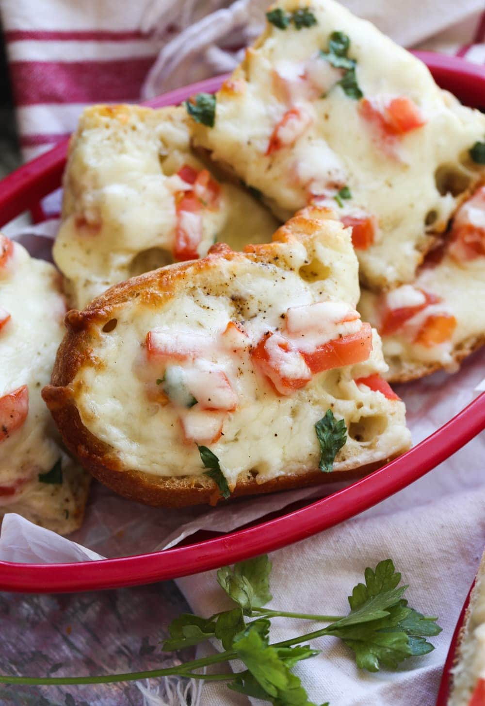 Beach Bread | Cheesy Bread With A Secret Ingredient