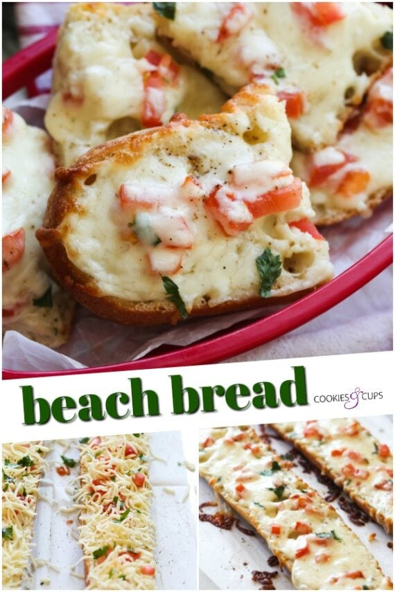 Beach Bread Pinterest Image